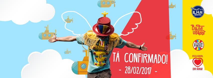 Baile Voador Carnaval
