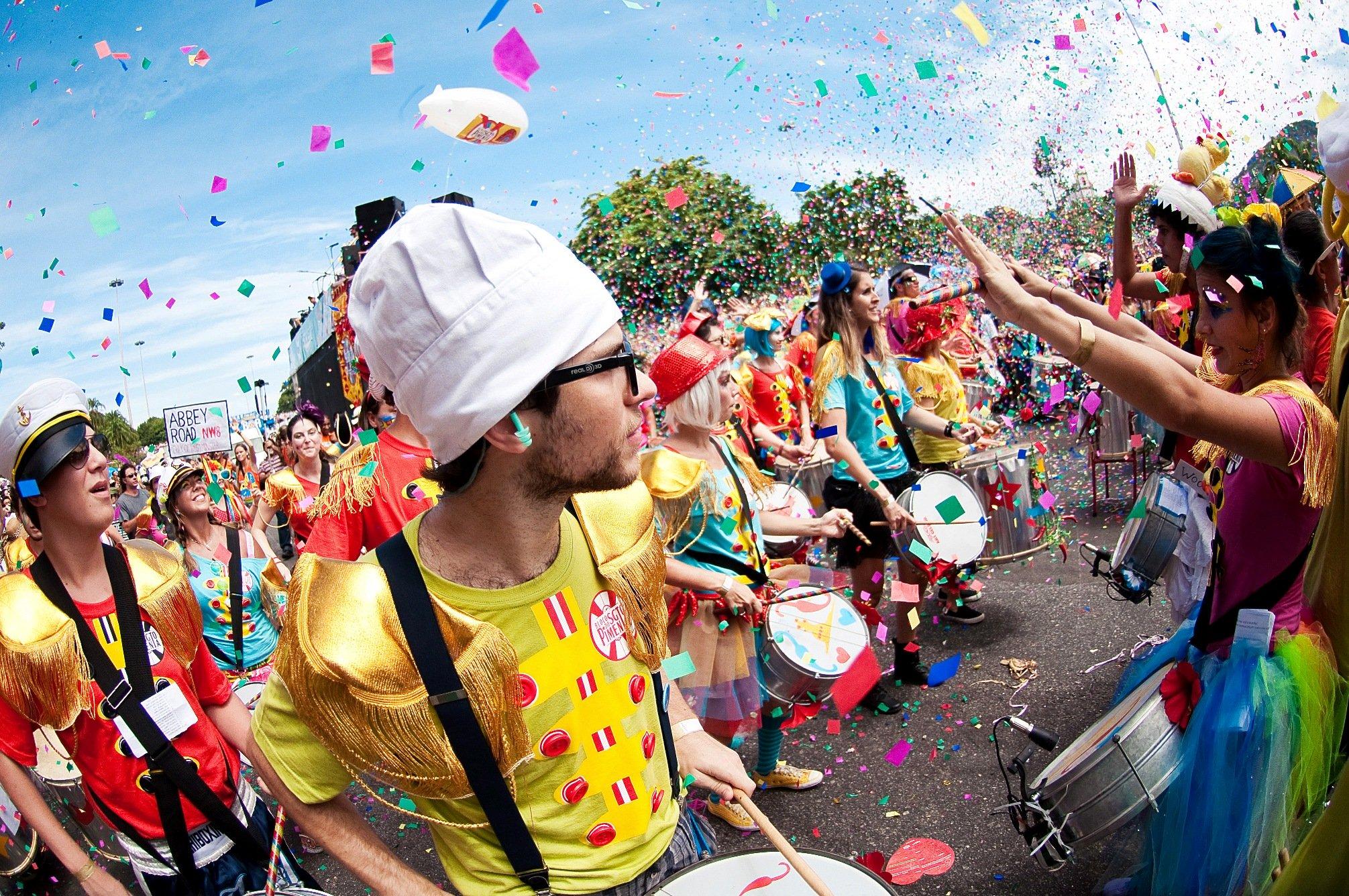 Bloco de Rua Carnaval
