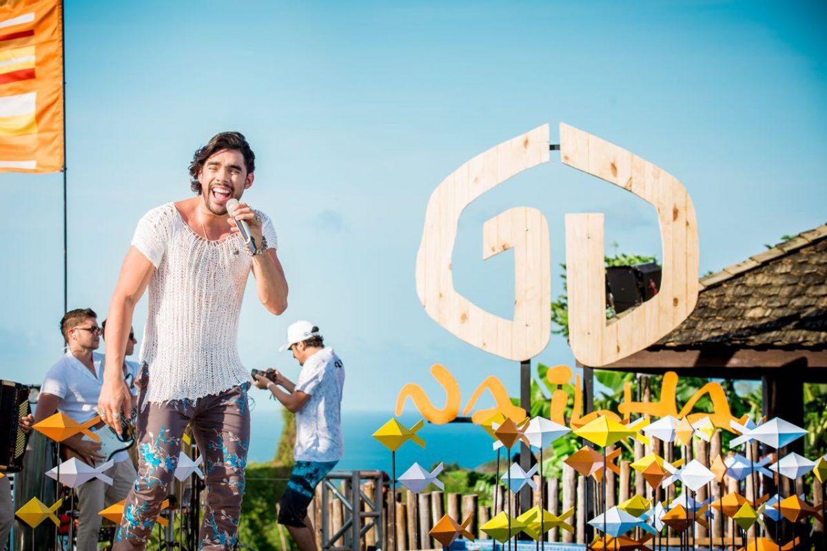 Gabriel Diniz GD na Ilha