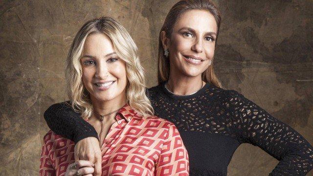 Ivete Sangalo e Claudia Leitte