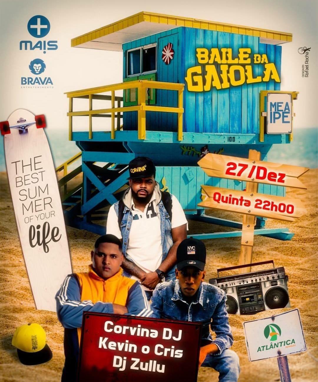 Funk Baile da Gaiola