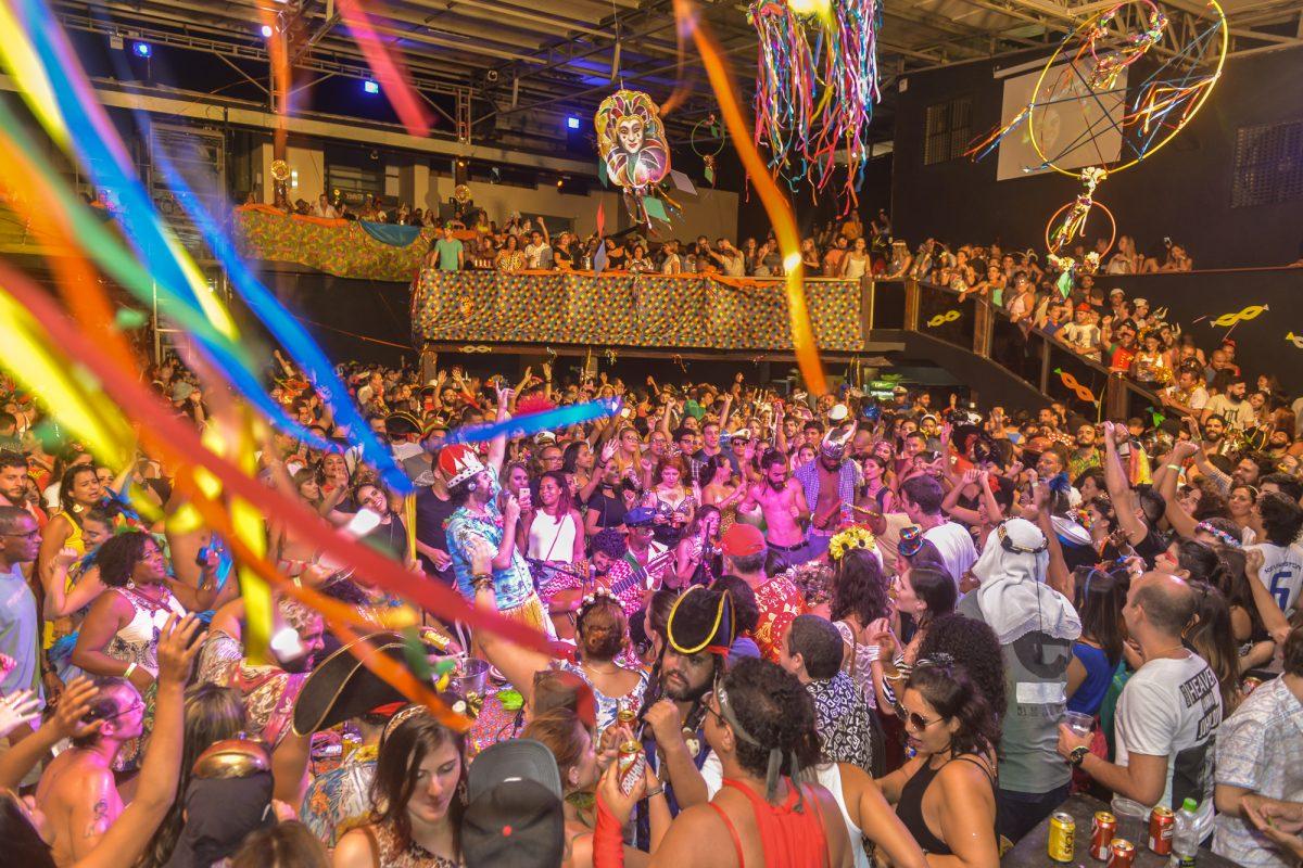 Baile Voador Festival será o aquecimento do Carnaval em Vitória