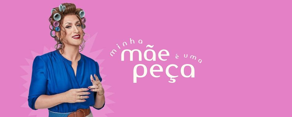 4eb637e563 Espetáculo Minha Mãe é Uma Peça abre temporada do Teatro em Vitória