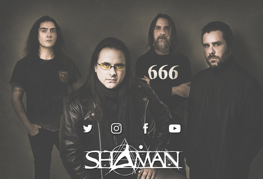 Após 12 anos banda Shaman retorna com show na Matrix Music Hall