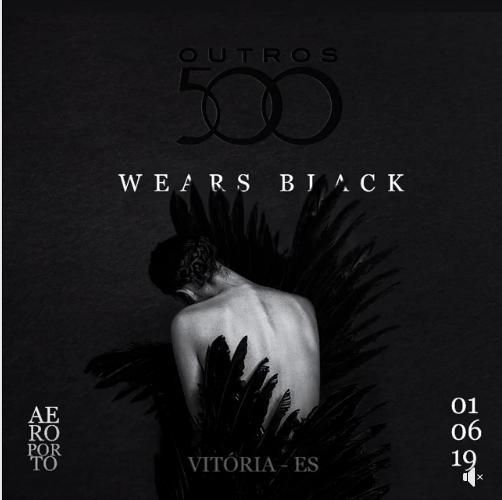 Outros 500 Wears Black