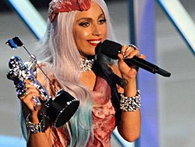 Lady Gaga no VMA