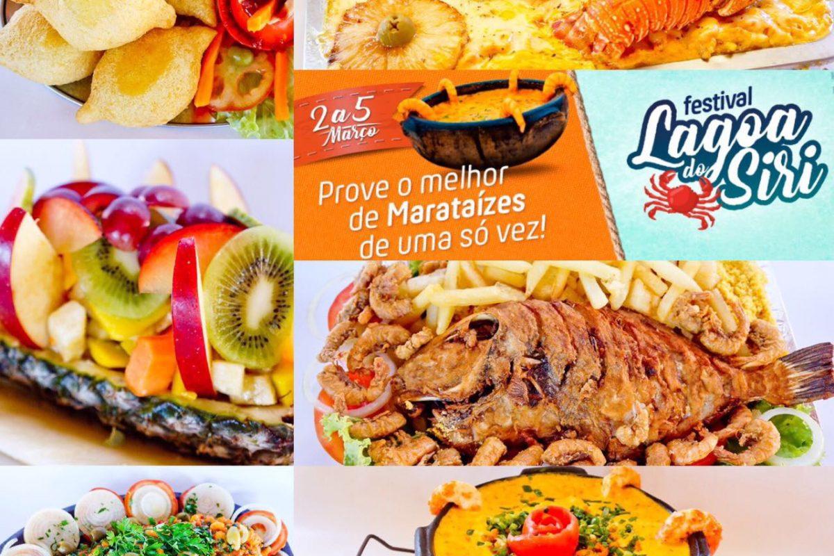 Festival Gastronômico da Lagoa do Siri