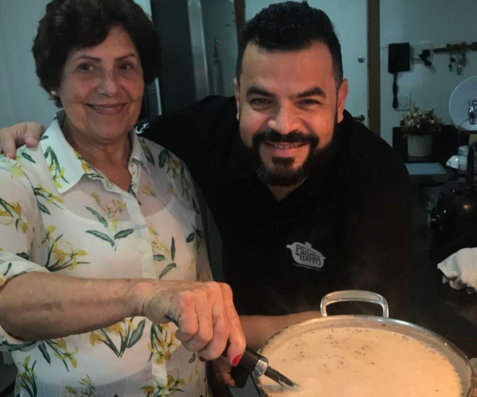 CANJICA DOCE da ZILDA ELLER – MINHA MÃE