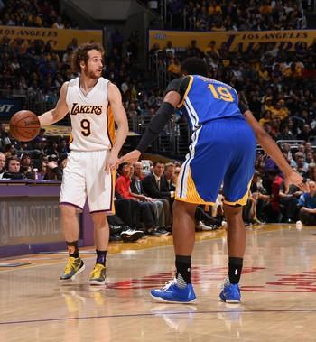 Marcelinho Huertas brilha e Lakers vencem o líder Warriors - 3 Pontos