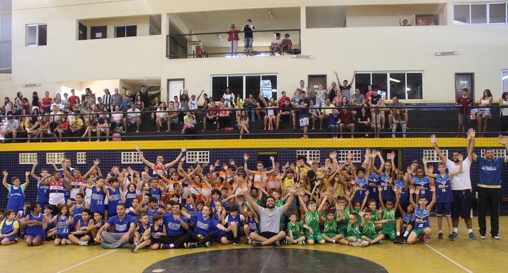 Festival de Mini Basquete Movimentou o Final de Semana em Vila Velha (Fotos)