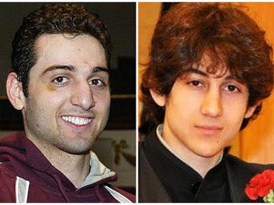 Tamerlan e seu irmão mais novo, Dzhokhar, foram acusados pelo atentado em Boston, no dia 15 de abril.