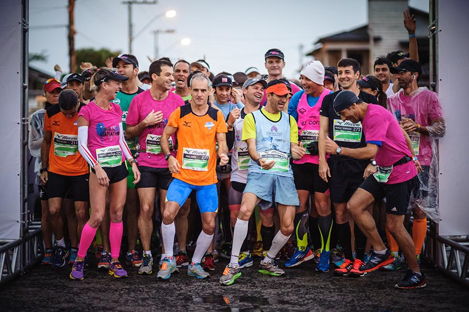 Foto: Divulgação Mizuno Uphill Marathon