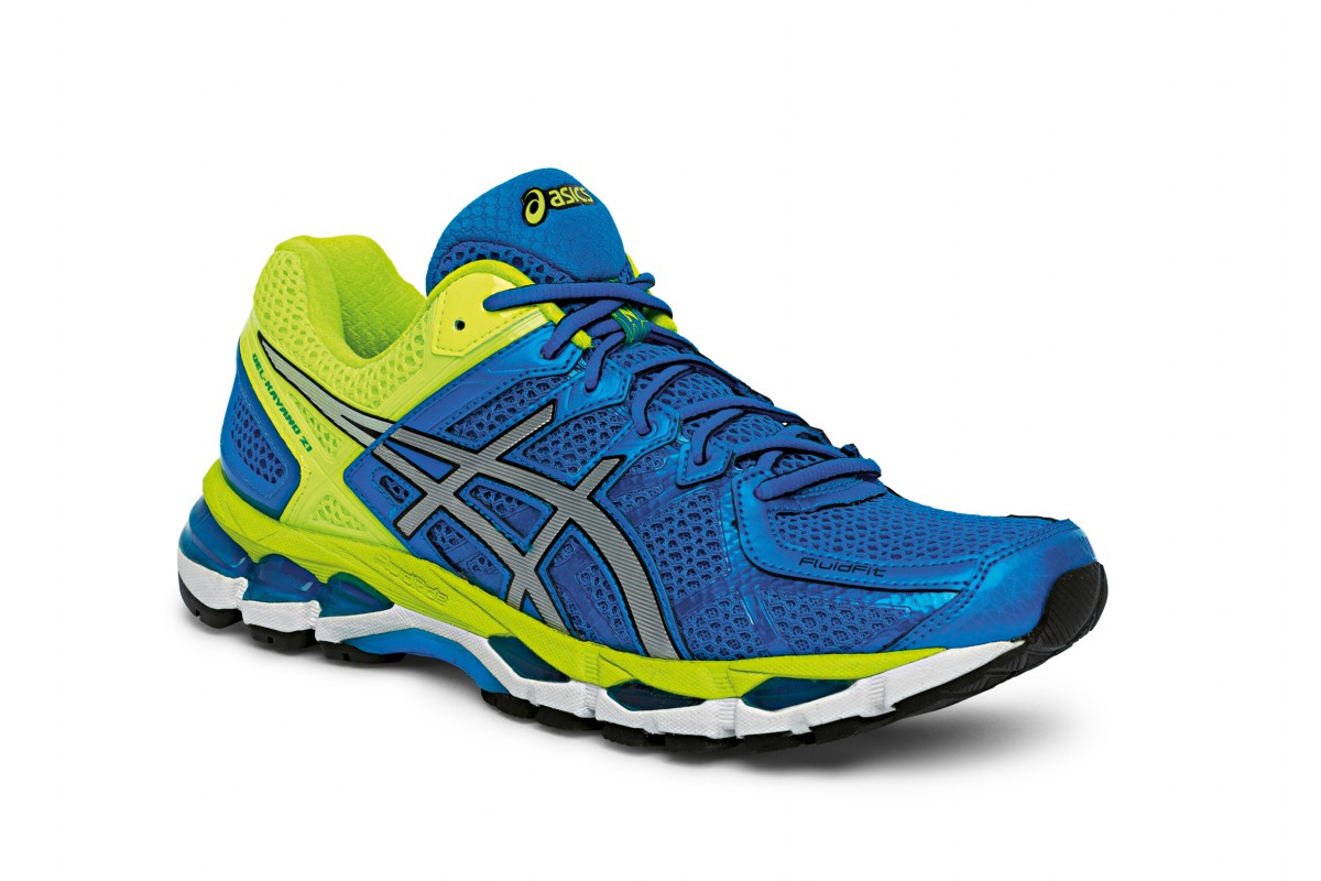 5f26f4232 Na Vitrine  os maratonistas piram com os novos modelos do Gel-Kayano ...