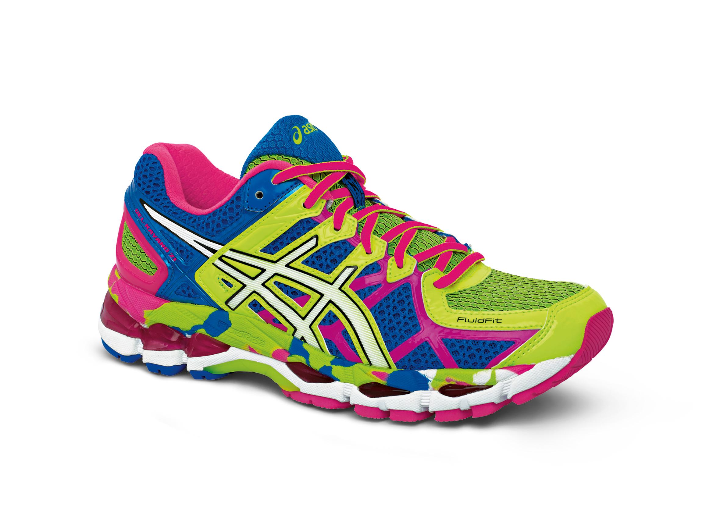 Na Vitrine  os maratonistas piram com os novos modelos do Gel-Kayano! -  Corrida de Rua cb73a8f867b15