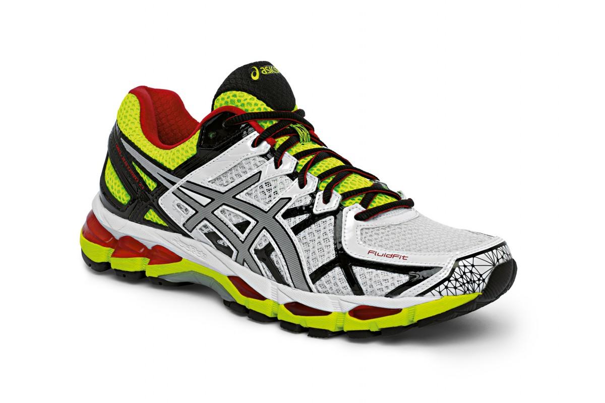 cfa412a132b Na Vitrine  os maratonistas piram com os novos modelos do Gel-Kayano ...