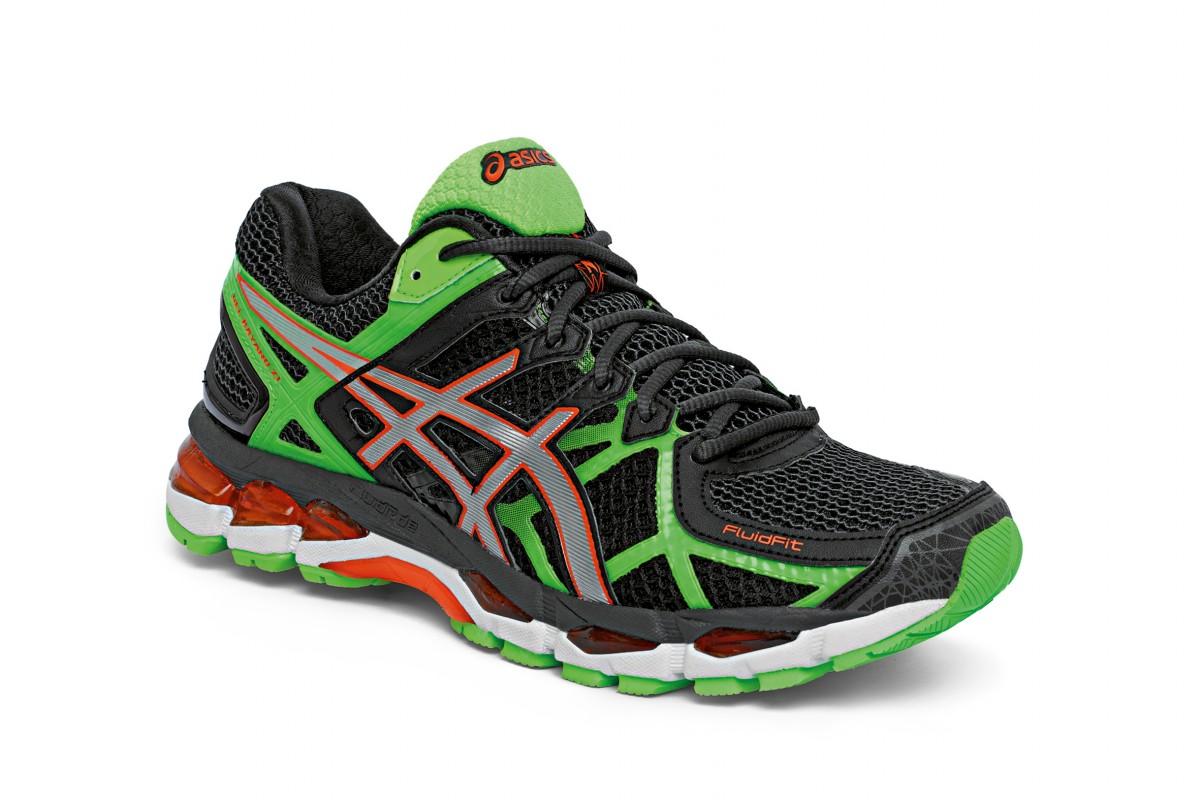 Na Vitrine  os maratonistas piram com os novos modelos do Gel-Kayano ... 3941e6db88ae2