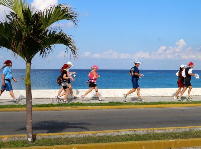 Caribbean Running Cruise Corredores