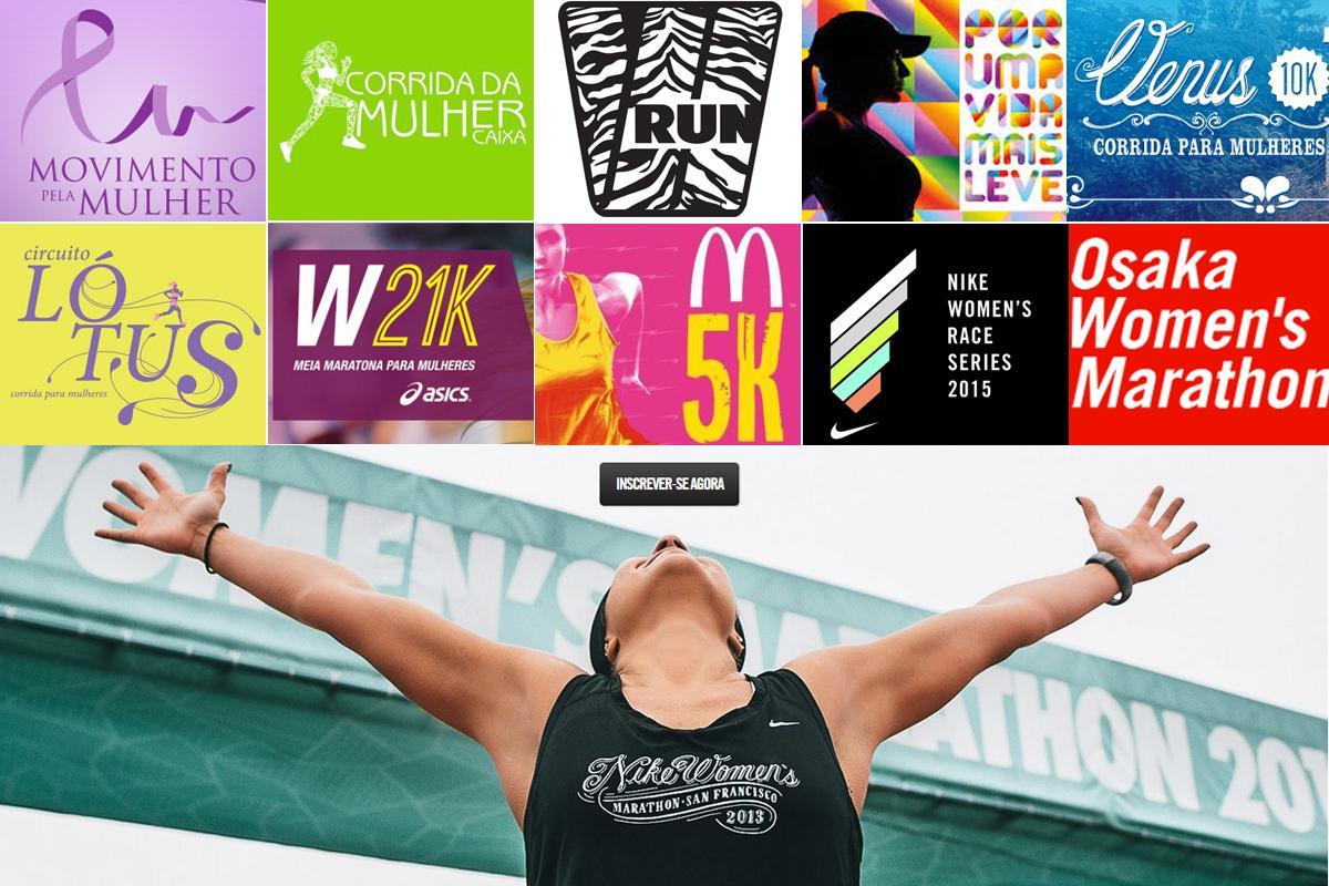 Feliz Dia da Mulher Corredora: 10 corridas só para elas no Brasil e ...