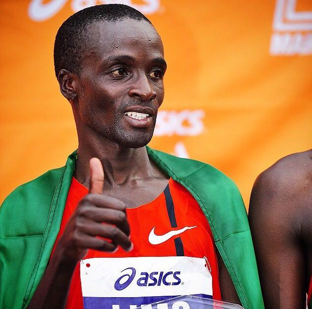 85fc5d81c64 Quenianos vencem provas masculina e feminina da Maratona de Los Angeles -  Corrida de Rua