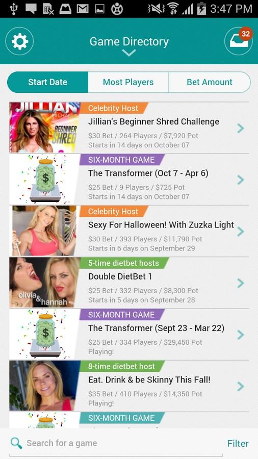 diet bet app