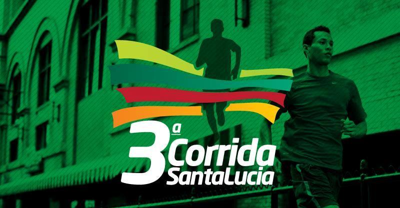 Corrida Santa Lúcia 2015 - Topo verde cortado