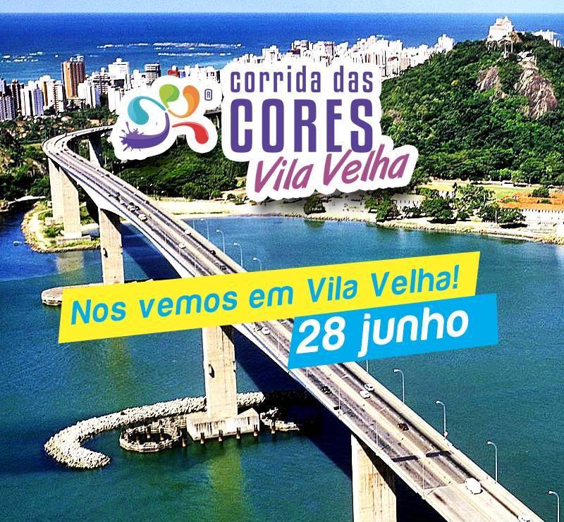 Corrida das Cores - Vila Velha