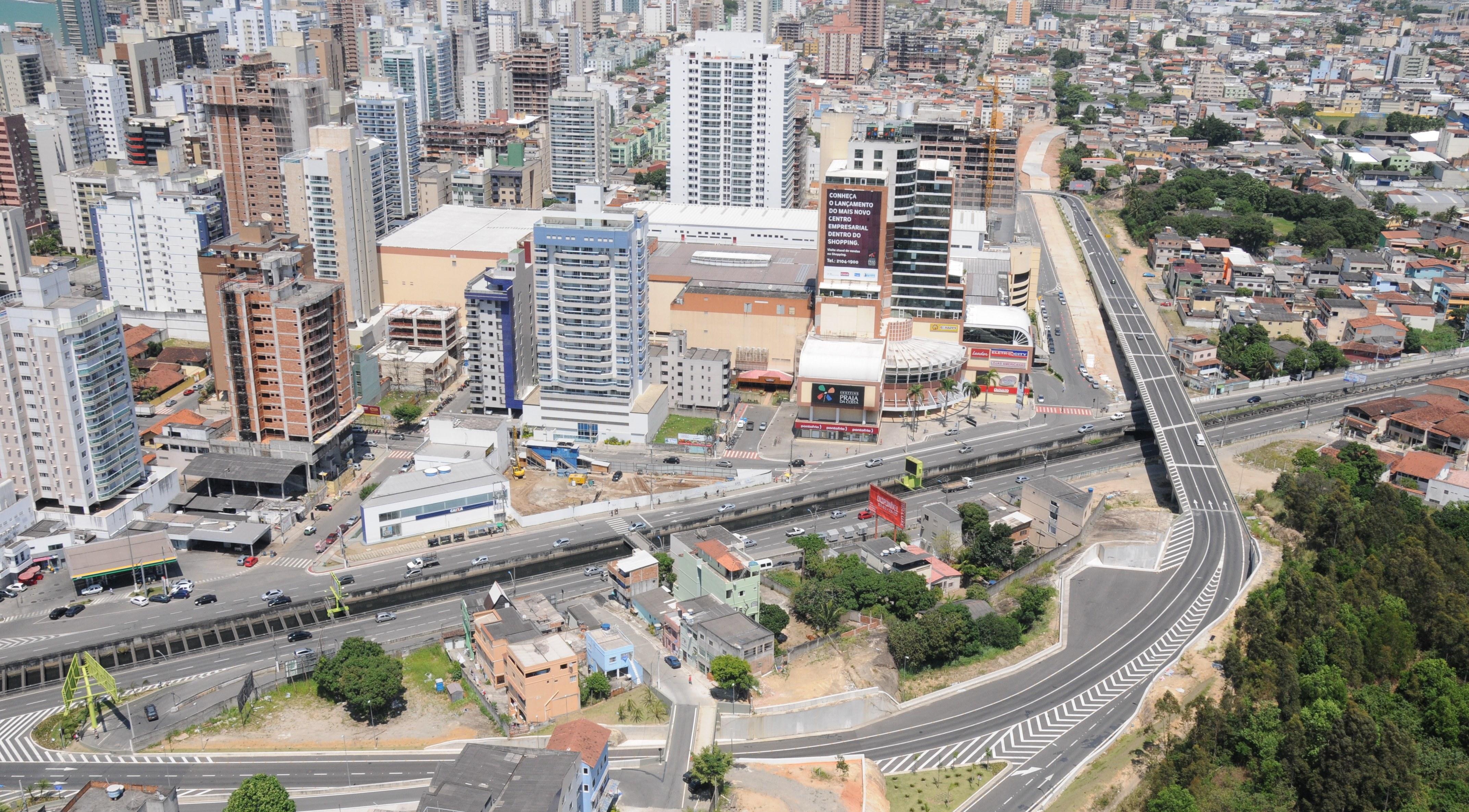Alça da Terceira Ponte. Foto Romero Mendonca