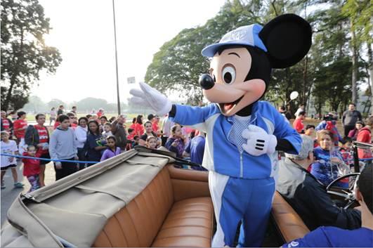 Disney Magic Run 2014