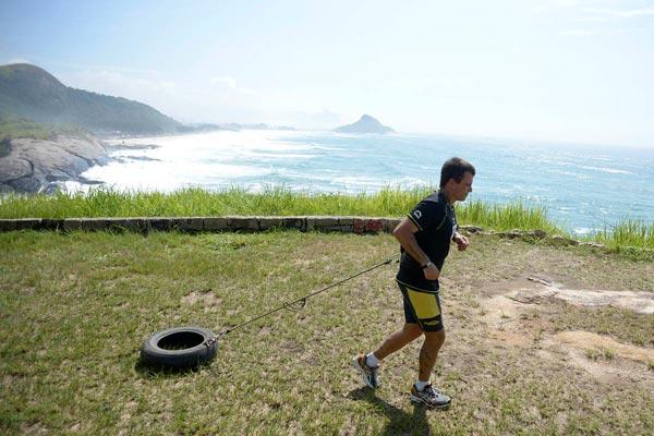832,4km na esteira em 7 dias: ultramaratonista já começou a correr ...