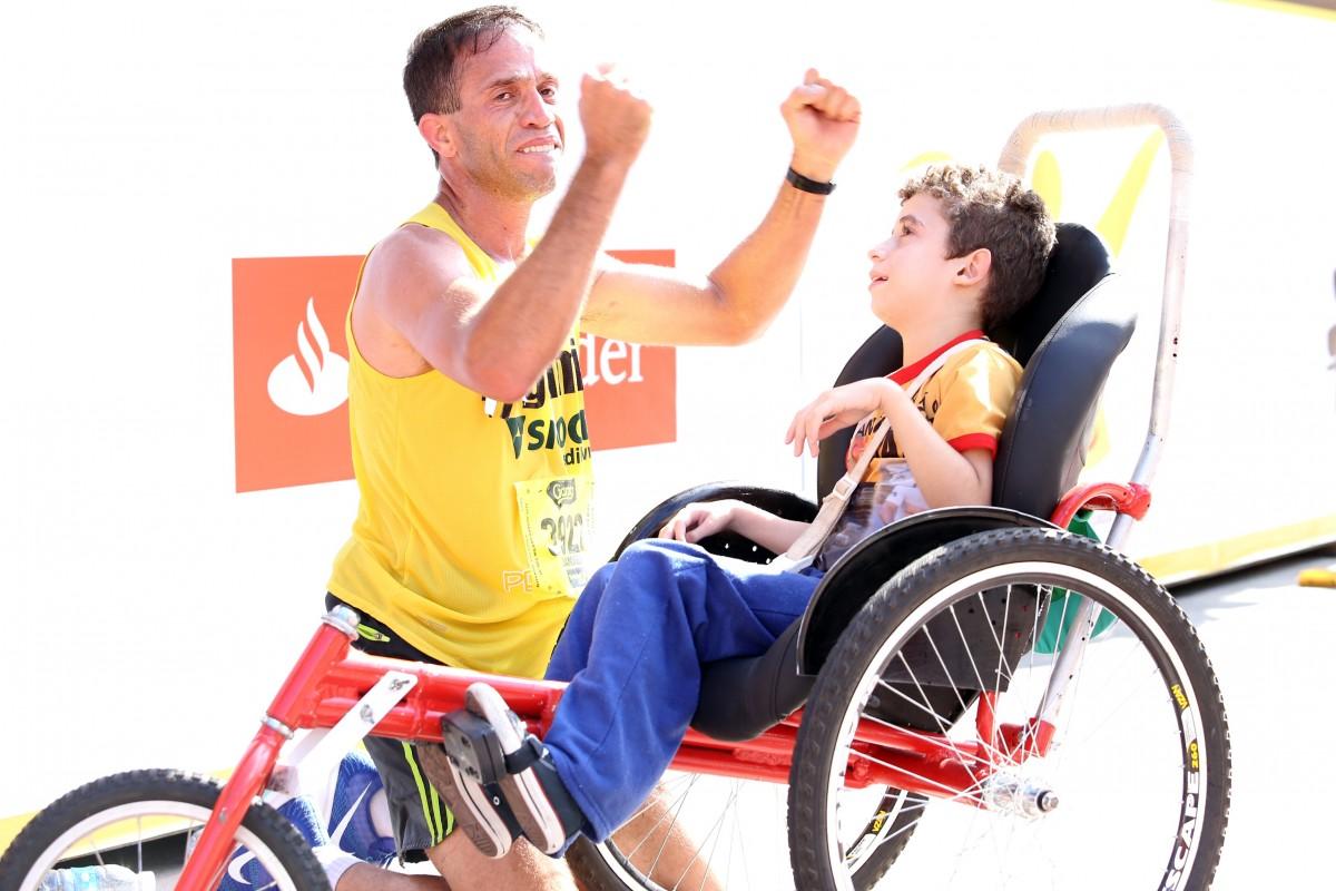 Daniel Gracie e filho Isaac Foto Everton Nunes(6)