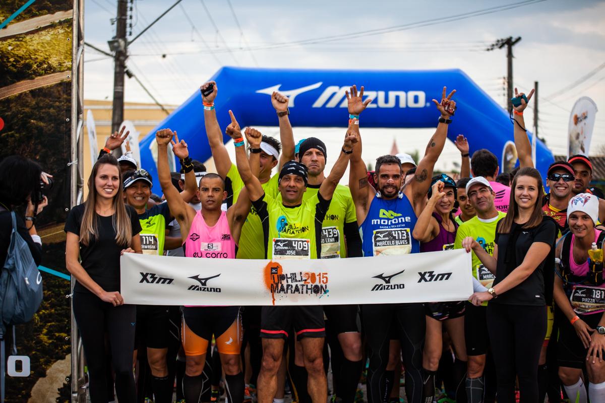 Marcelo Rocha e Carla Moreno quebram recordes e vencem a Mizuno Uphill Marathon