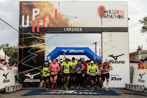 0230648ba4a5 Sai a lista de corredores selecionados para a Mizuno Uphill Marathon 2016