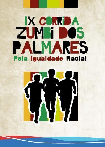 Zumbi dos Palmares - Logomarca