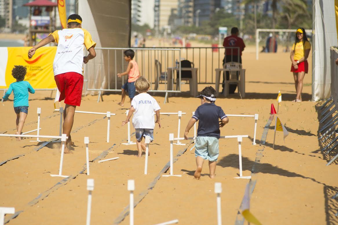 Arena Esportiva Garotada coloca a criançada pra correr e viver o ...