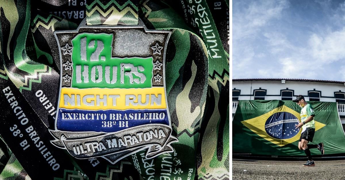 12 Hours Night Run 2016 - Etapa Exército