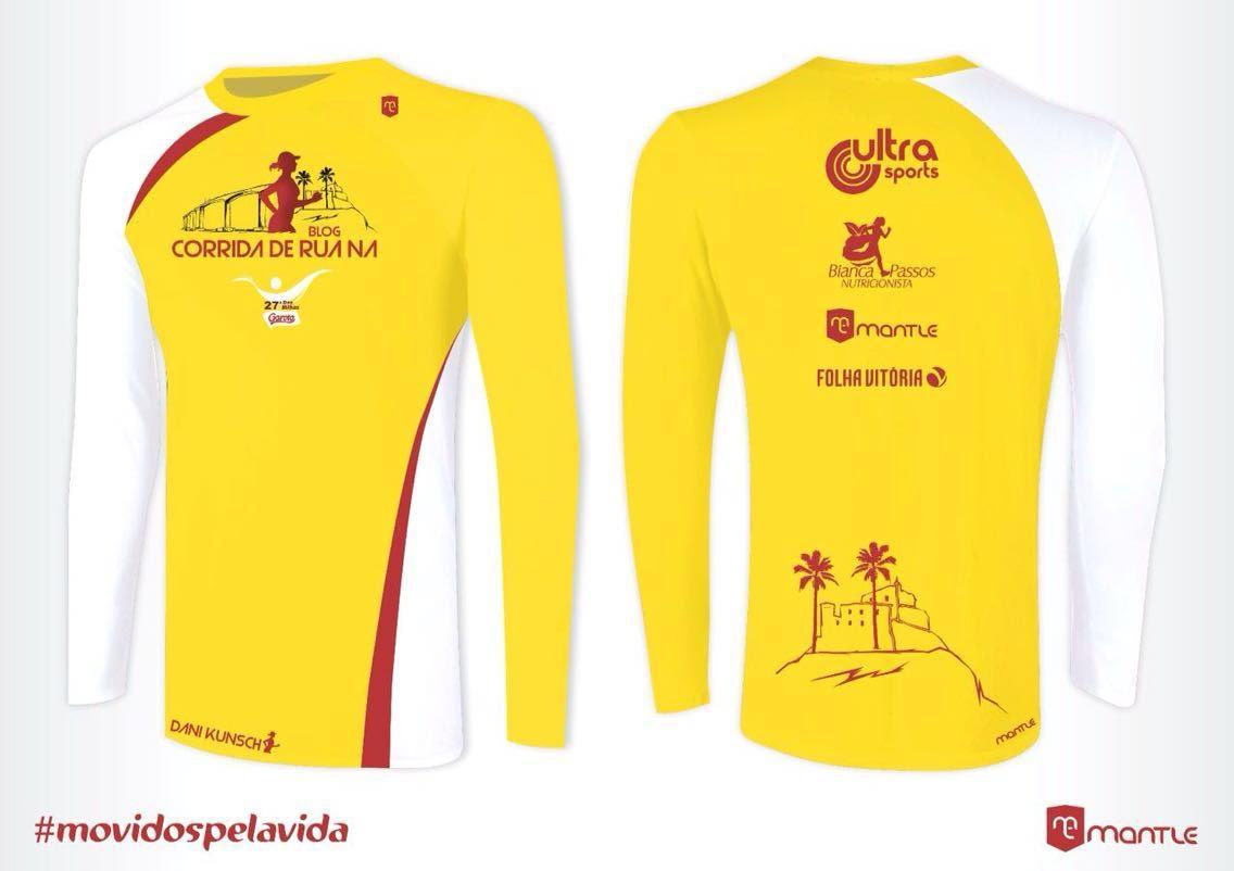 84b1af16d6 Mantle Brasil cria camisa do Blog Corrida de Rua na Dez Milhas ...
