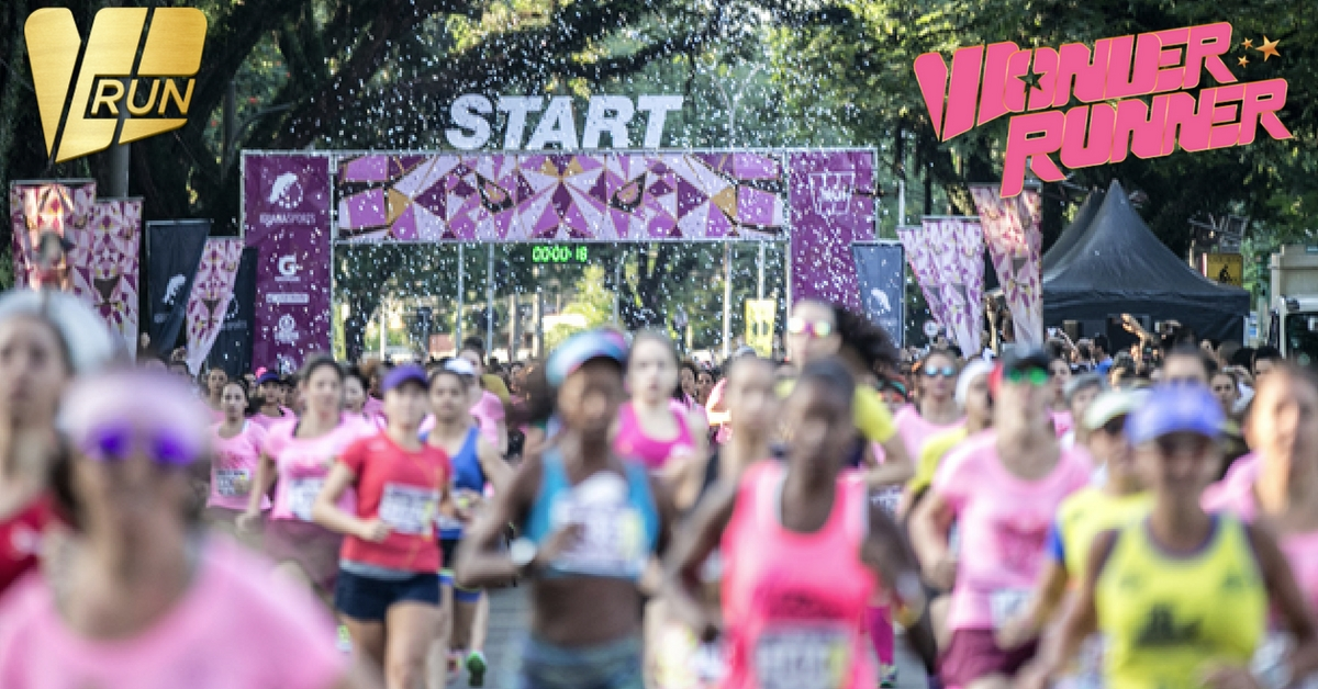 Atenção, mulherada! Maior corrida feminina do Brasil abre ...