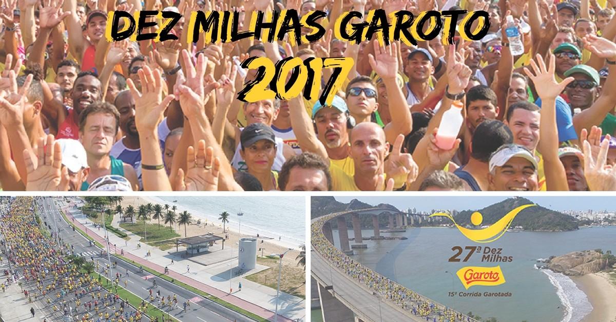 DEZ MILHAS GAROTO 2017