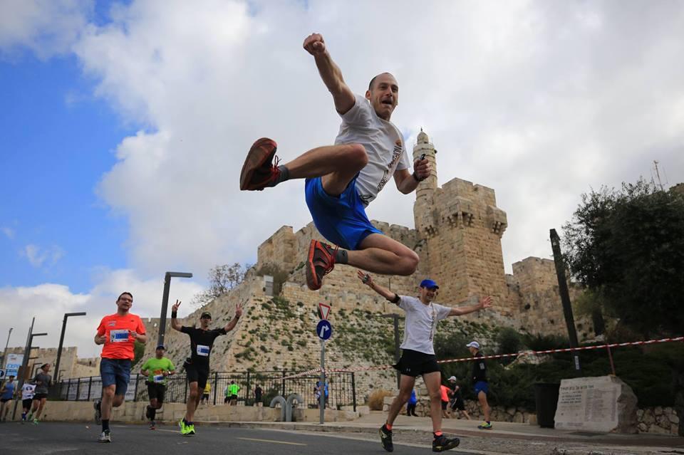 Maratona de Jerusalém 5