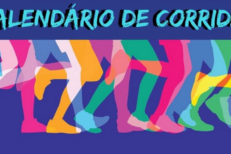 CALENDÁRIO DE CORRIDAS