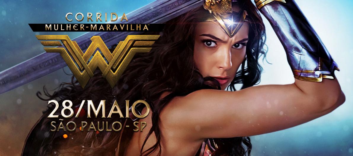 Corrida Mulher Maravilha: exército de guerreiras vai tomar conta das ruas de São Paulo