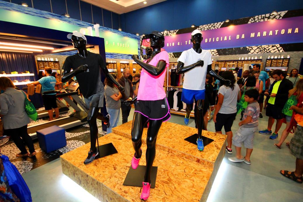 2ce946fdb45 1 mil corredores capixabas participam da Maratona do Rio de Janeiro ...