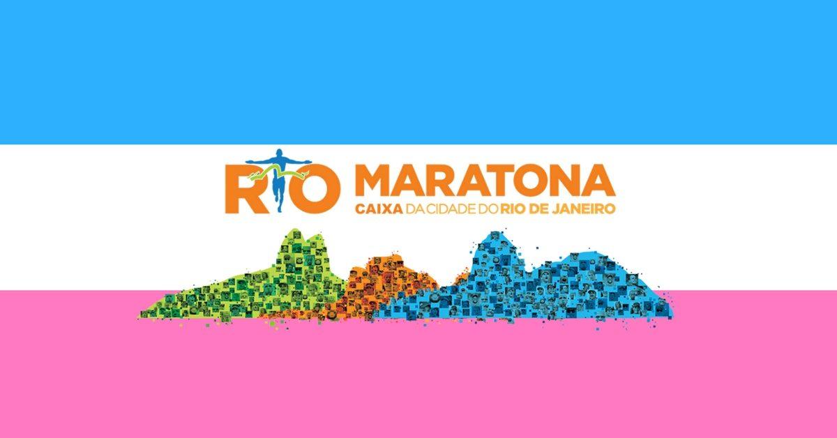 1 mil corredores capixabas participam da Maratona do Rio de Janeiro no domingo