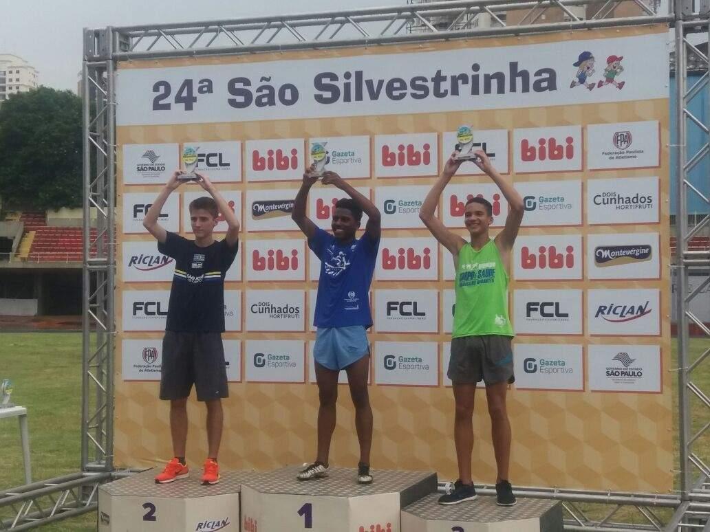 Atleta de Cachoeiro conquista 3º lugar na São Silvestrinha em São Paulo