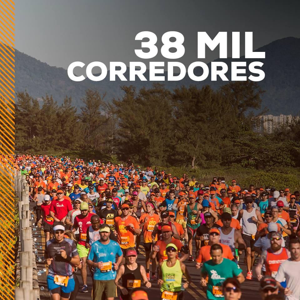 0aa74bf30e5 O evento apontou crescimento de 15% no número de corredores em 2018 e  ganhou mais um dia de evento. O Espírito Santo é o 9º estado brasileiro com  o maior ...