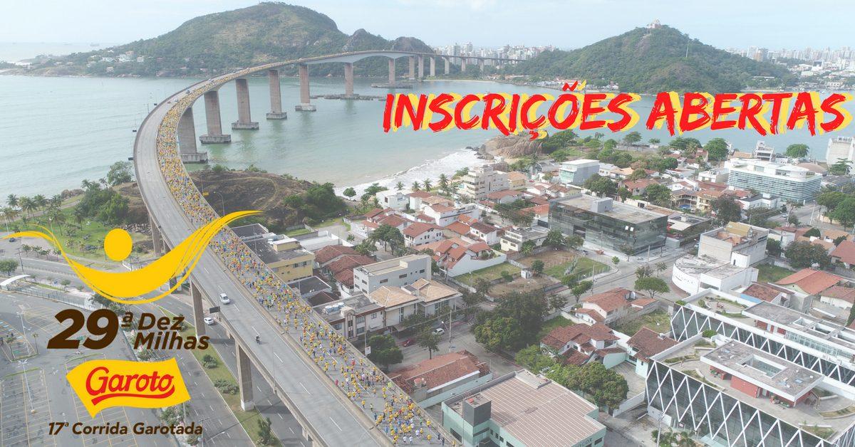 Dez Milhas Garoto, a maior corrida de 16km do país, abre inscrições e lança novidades pré-prova