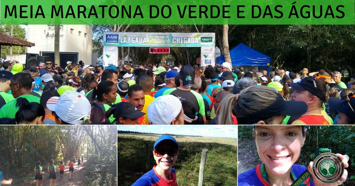 Relato da Dani: Meia Maratona do Verde e das Águas, muito mais do que conexão com a natureza!