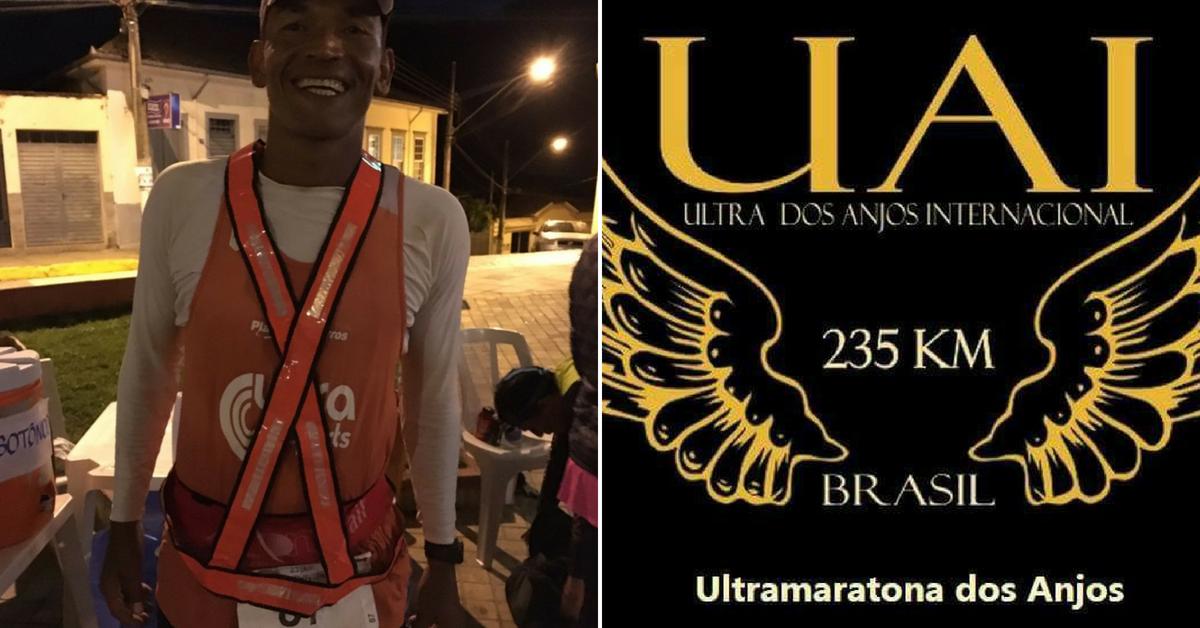 Capixaba Leonardo Seabra é campeão da Ultramaratona dos Anjos na categoria Survivor