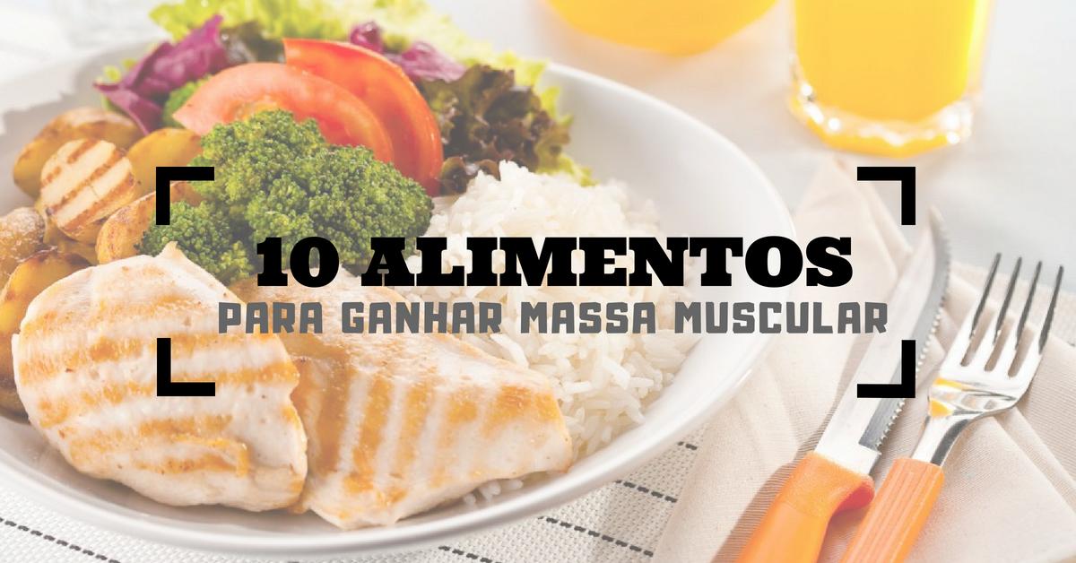 Dicas da Nutri que Corre: 10 alimentos para ganhar massa muscular e correr mais forte