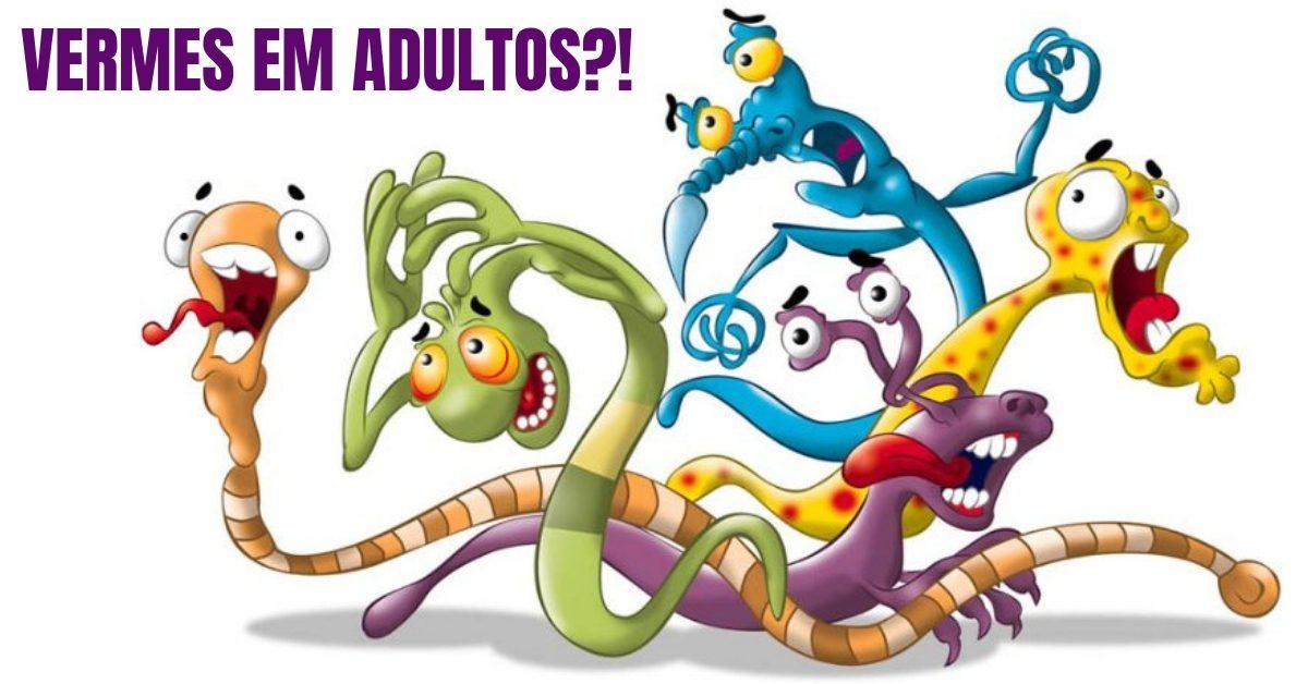 Dicas da Nutri que Corre: 9 sintomas de que você tem vermes. Saiba como evitar o contágio!